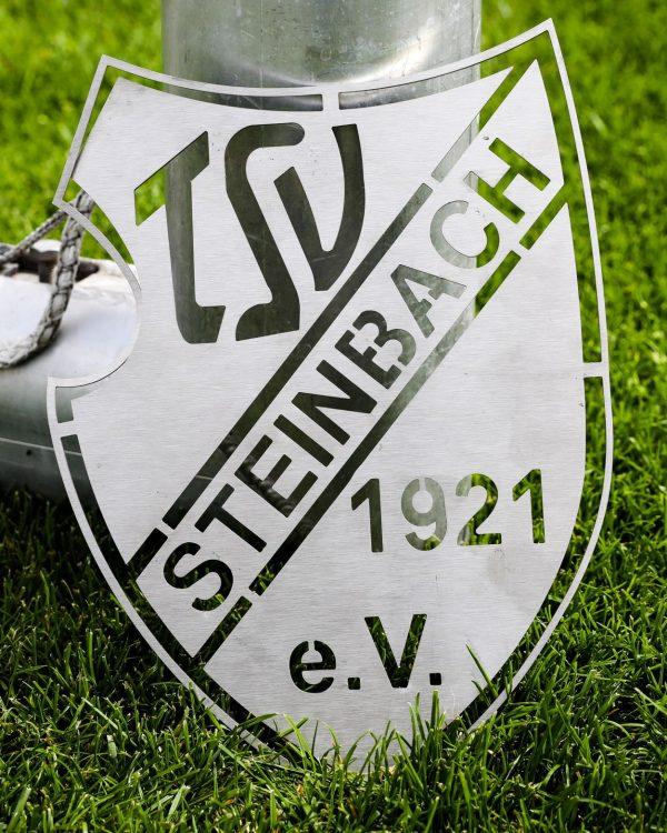 TSV Steinbach Metallschild1