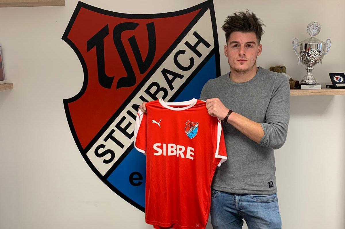 Tim Reeh vom SSV Langenaubach wechselt zum TSV Steinbach II