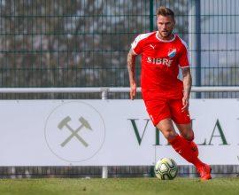 Dennis Wegner TSV Steinbach Haiger Björn Franz