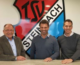 Roland Kring.Adrian Alipour.Matthias Georg.TSV Steinbach Haiger