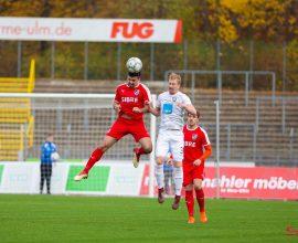 David Haider Kamm Al-Azzawe TSV Steinbach Haiger SSV Ulm