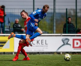 Daniel Reith TSV Steinbach Haiger FC Astoria Walldorf Nick Fingerhut