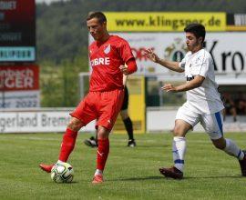 Johannes Bender TSV Steinbach Haiger SSV Langenaubach