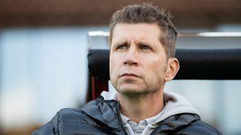 U19-Trainer Guido Streichsbier