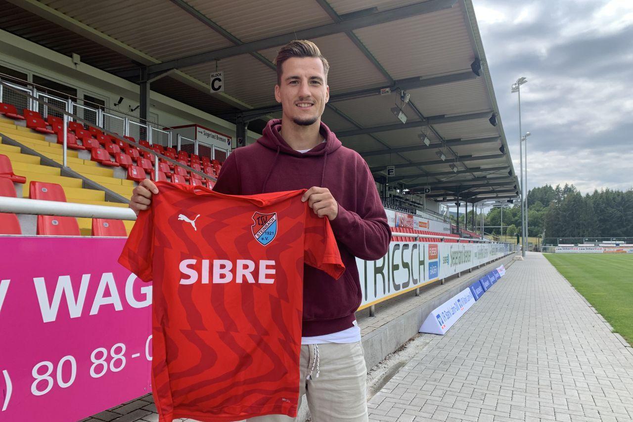Michael Schüler TSV Steinbach Haiger