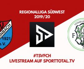 Livestream Sporttotal.TV #TSVFCH