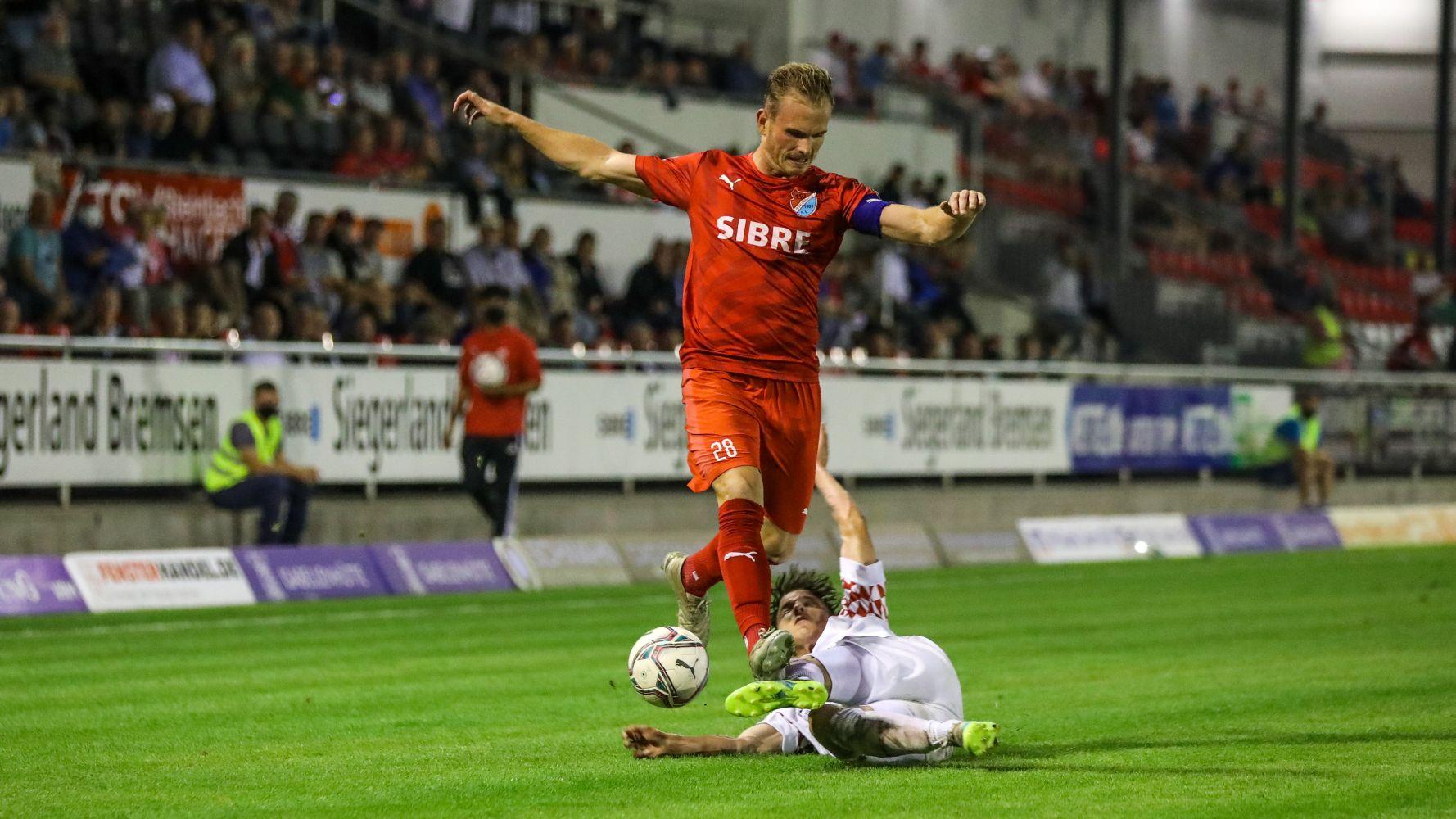 Benjamin Kirchhoff TSV Steinbach Haiger Mainz HP
