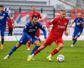 Bisanovic Adamyan Hoffenheim TSV Steinbach Haiger HP
