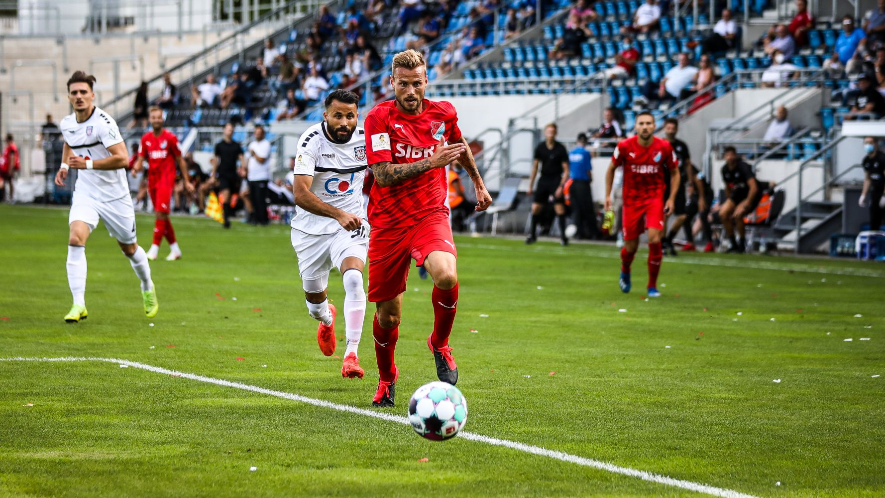 Wegner FSV Frankfurt TSV Steinbach Haiger HP