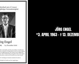 Traueranzeige Jörg Engel