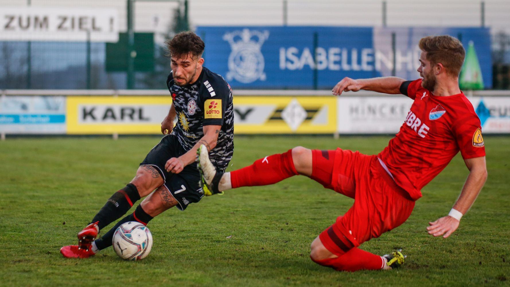 Sascha Marquet TSV Steinbach Haiger Nick Fingerhut