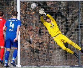 Raphael Kaczor (TSV Steinbach) - TSV Steinbach vs. Bahlinger SC