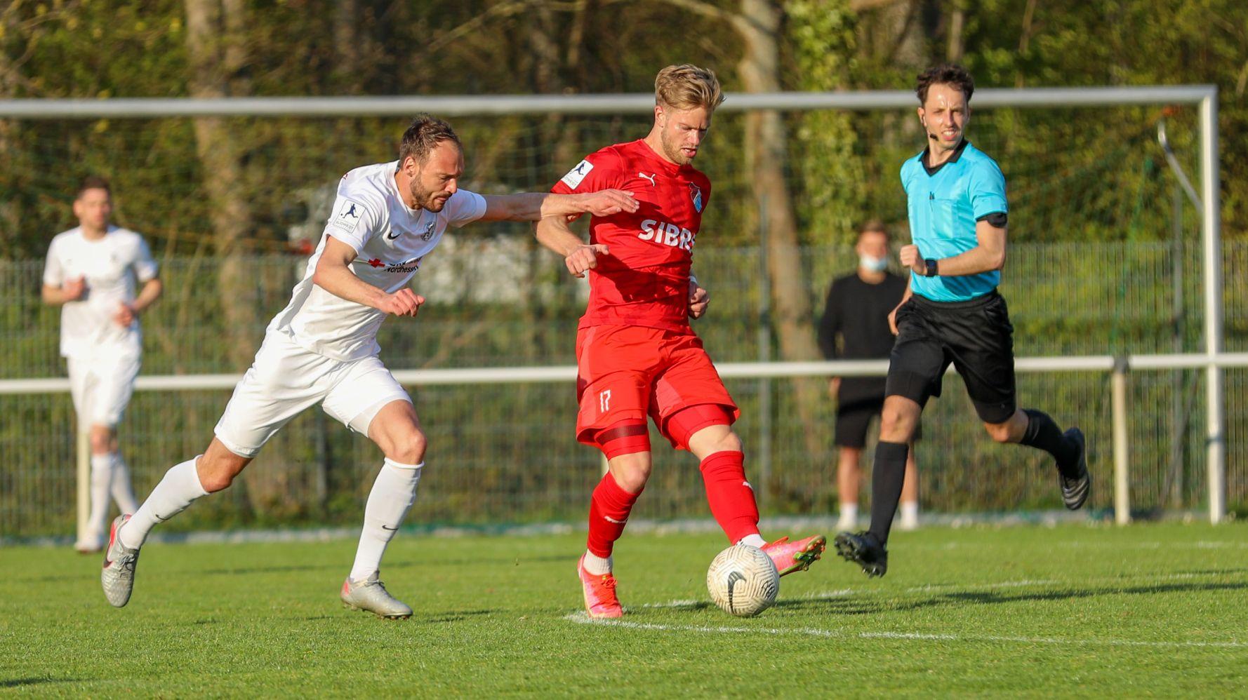 Sascha Marquet TSV Steinbach Haiger KSV Hessen Kassel Björn Franz