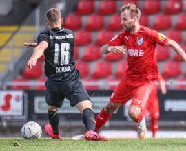 Kevin Lahn TSV Steinbach Haiger KSV Hessen Kassel Nick Fingerhut