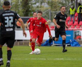 Tino Bradara TSV Steinbach Haiger Vertragsverlängerung 2021