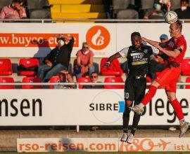 Kirchhoff Koffi TSV Steinbach Haiger SV Elversberg Nick Fingerhut