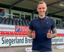 Paul Milde TSV Steinbach Haiger